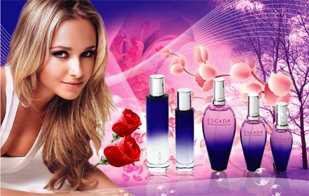 香水喷在哪个部位最诱惑?