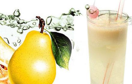 冬季喝梨汁的九大好处 梨的各部位作用不同