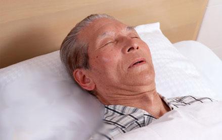 老人保健注意正确的午休方式